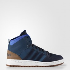 AC7791 Adidas CLOUDFOAM HOOPS WINTER MID