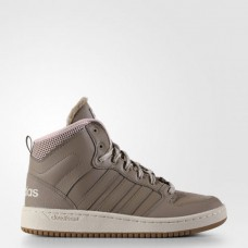 AC7834 Adidas CLOUDFOAM HOOPS MID WINTER W