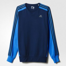 Мужской Лонгслив  Adidas Essentials 3-Stripes