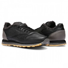 CN1817 Reebok CLASSIC LEATHER LOW SHERPA SPP
