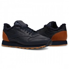 CN1819 Reebok CLASSIC LEATHER LOW SHERPA SPP