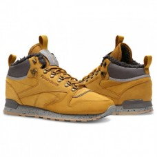 CN1884 Reebok CLASSIC LEATHER MID SHERPA II PERFECT SPLIT