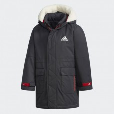 DM7120 Adidas LONG PARKA J