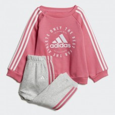DV1284 Adidas FLEECE 3-STRIPES K