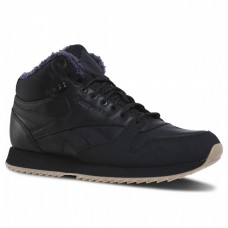 DV5108 Reebok CLASSIC LEATHER MID SHERPA