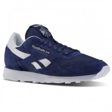 V69421 Reebok CLASSIC LEATHER INTRICATE SURFACES